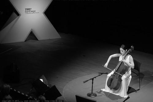 Tina Guo   TEDxSanDiego 2013