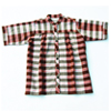 small ace and jig plaid top