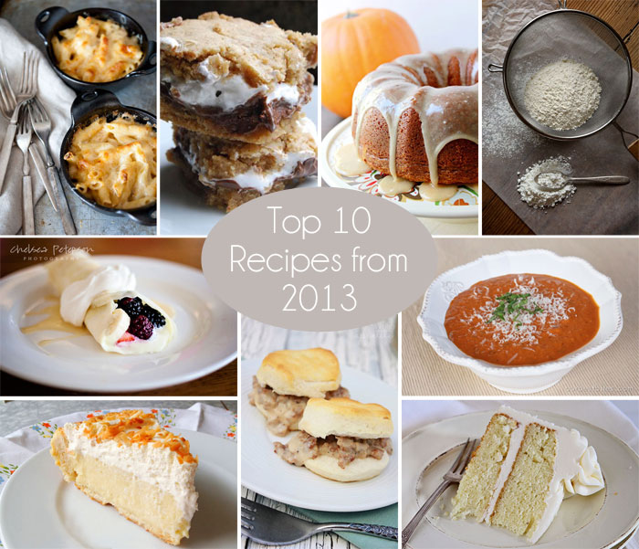 top-10-recipes-2013