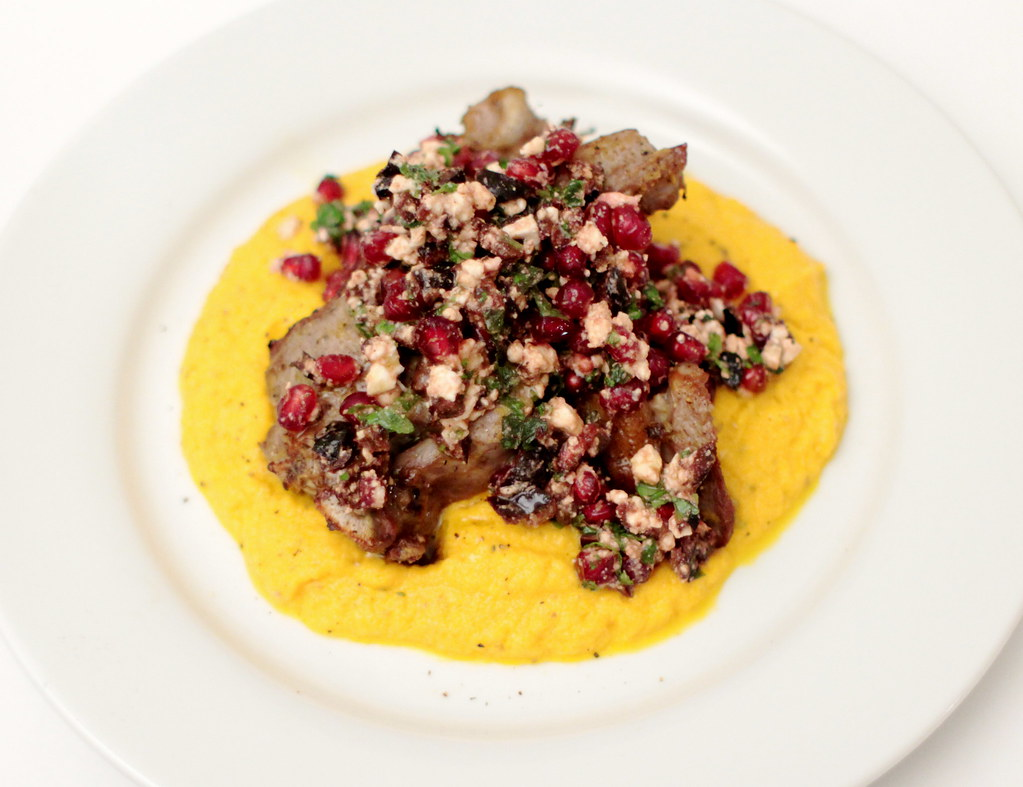 Lamb Chops Rubbed With Ras El Hanout Recipe — Dishmaps