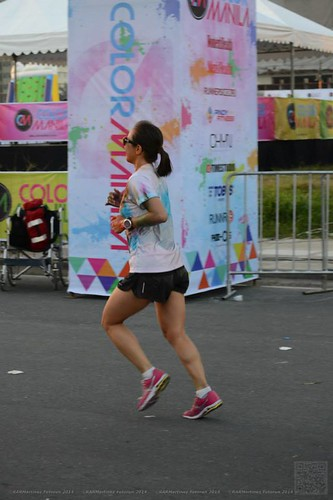 Color Manila Run 2014