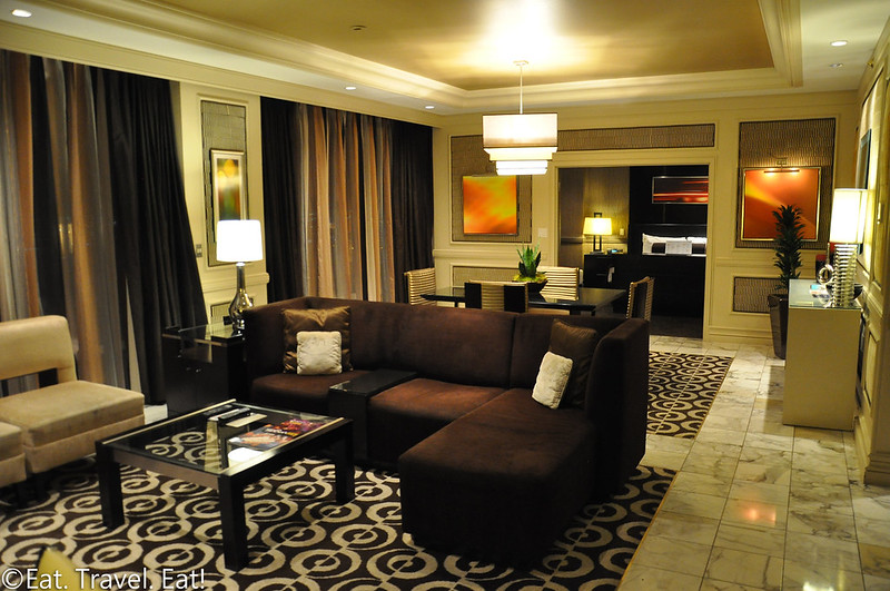 Eat Travel Eat Two Bedroom Penthouse Suite The Mirage Hotel And Casino Las Vegas Nv
