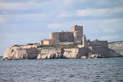 Take a boat to Chateau d'If - Things to do in Marseille