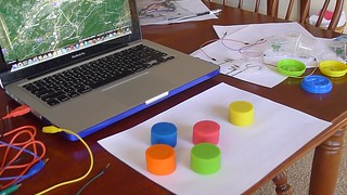 Makey Makey and Google Earth-010