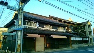 福岡醤油建物