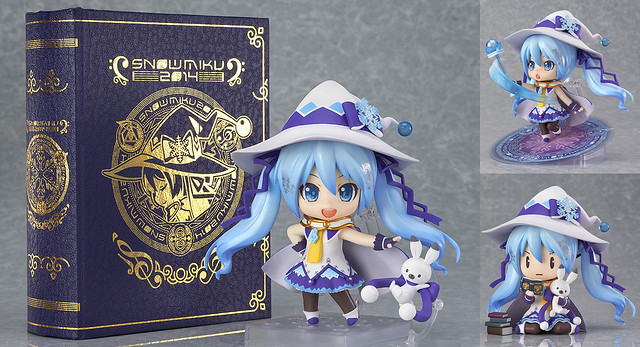 Nendoroid Snow Miku: Magical Snow version