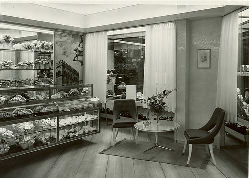 Mid-Century Modern, 1950s