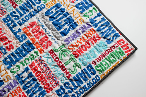 The Sports Fan Quilt