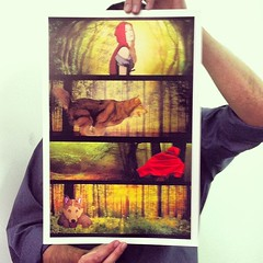 Exposición hoy en #tallerdeartedegital #ilustración #illustration #mywork #mitrabajo #morphart