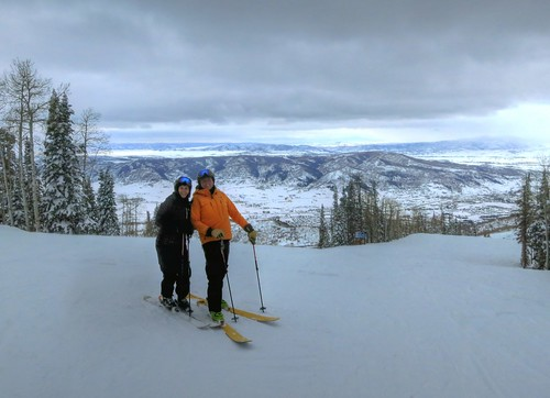 ski in ski out steamboat