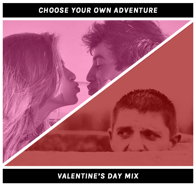Choose Your Own Adventure Mixtape