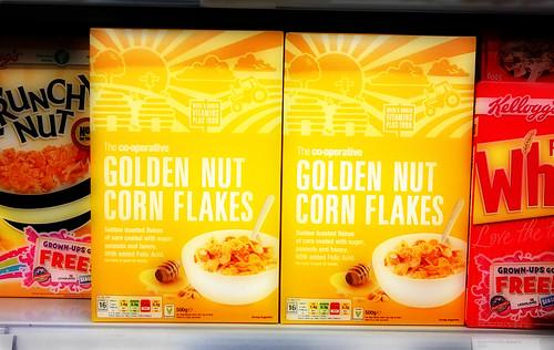 Golden Nut Corn Flakes by Helen in Wales