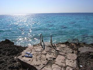 Cueva de los Peces beach