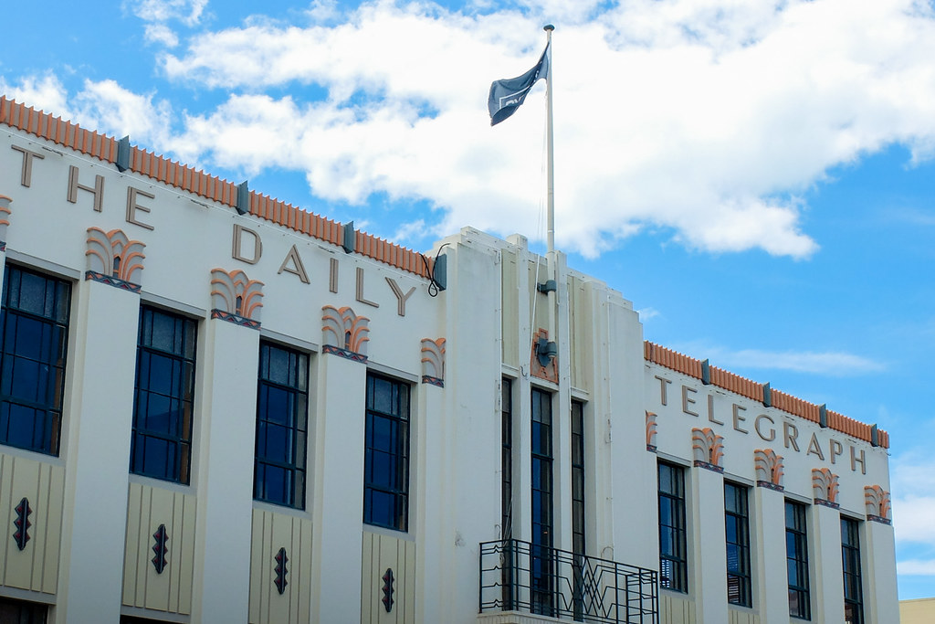 Art Deco Walk - Daily Telegraph