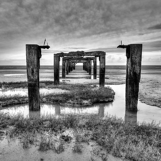 Snettisham Old Pier