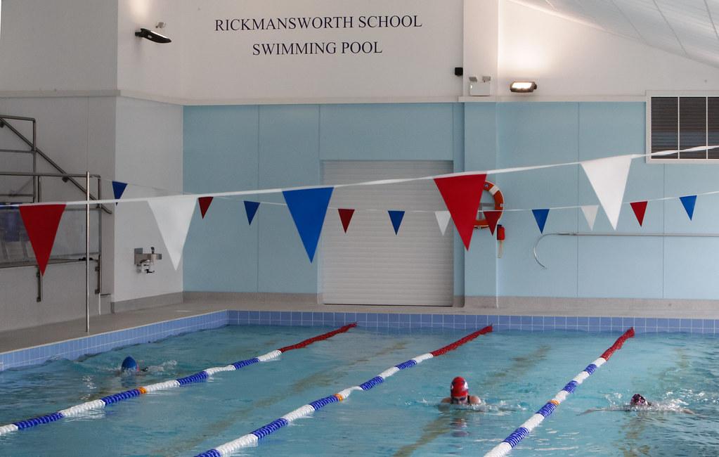 swimming pool launch
