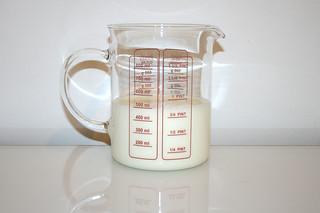 16 - Zutat Milch / Ingredient milk