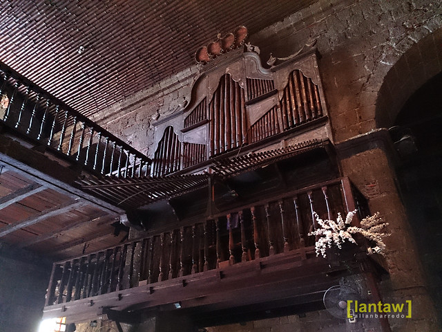 Las Piñas Church - Bamboo Organ