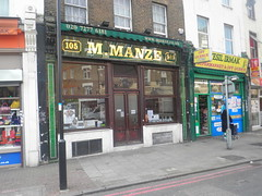 Picture of M Manze, SE15 5RS