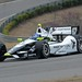 Josef Newgarden on course during the 2014 Open Test at Barber Motorsports Park