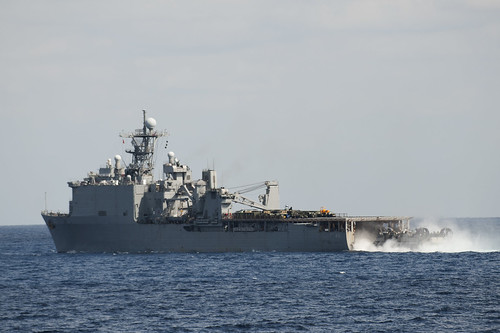 USS Ashland Visits Singapore between Phases of CARAT