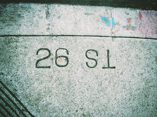 26 <ST>, at Alabama Street