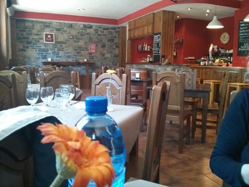Broto | Restaurante Las Endrinas | Interior