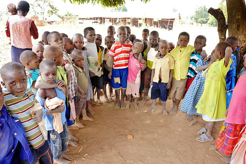 Despite being underfunded, Uganda elementary school perseveres in difficult circumstances
