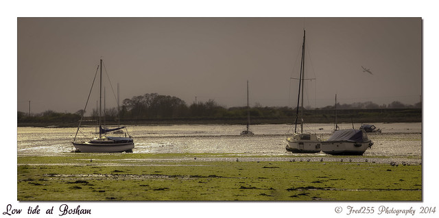 Low tide at Bosham