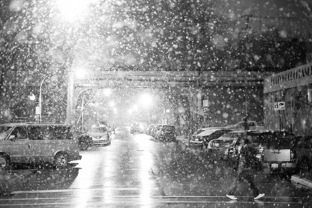 257/365 - April Snow