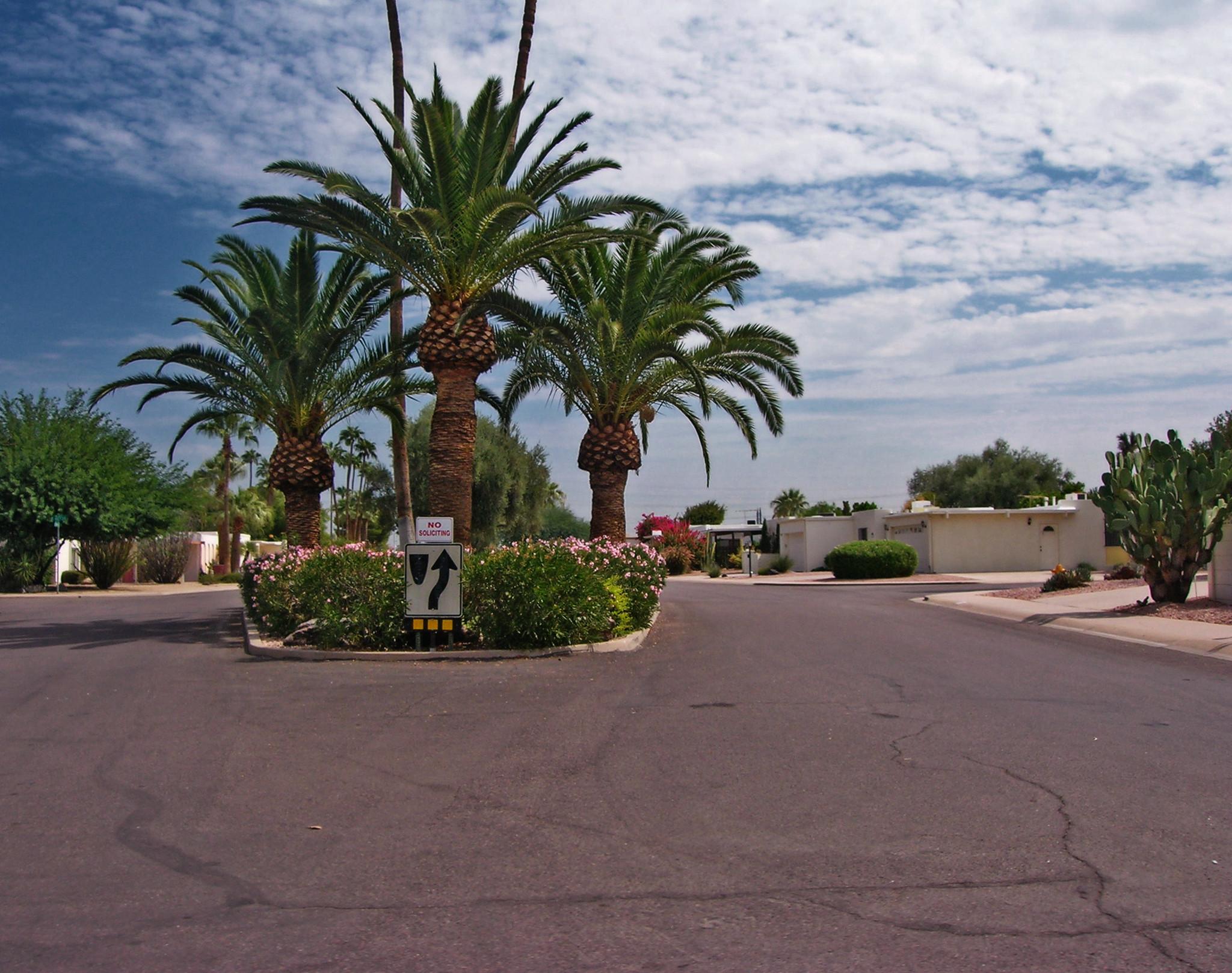 Phoenix Subdivision Gateway Palms
