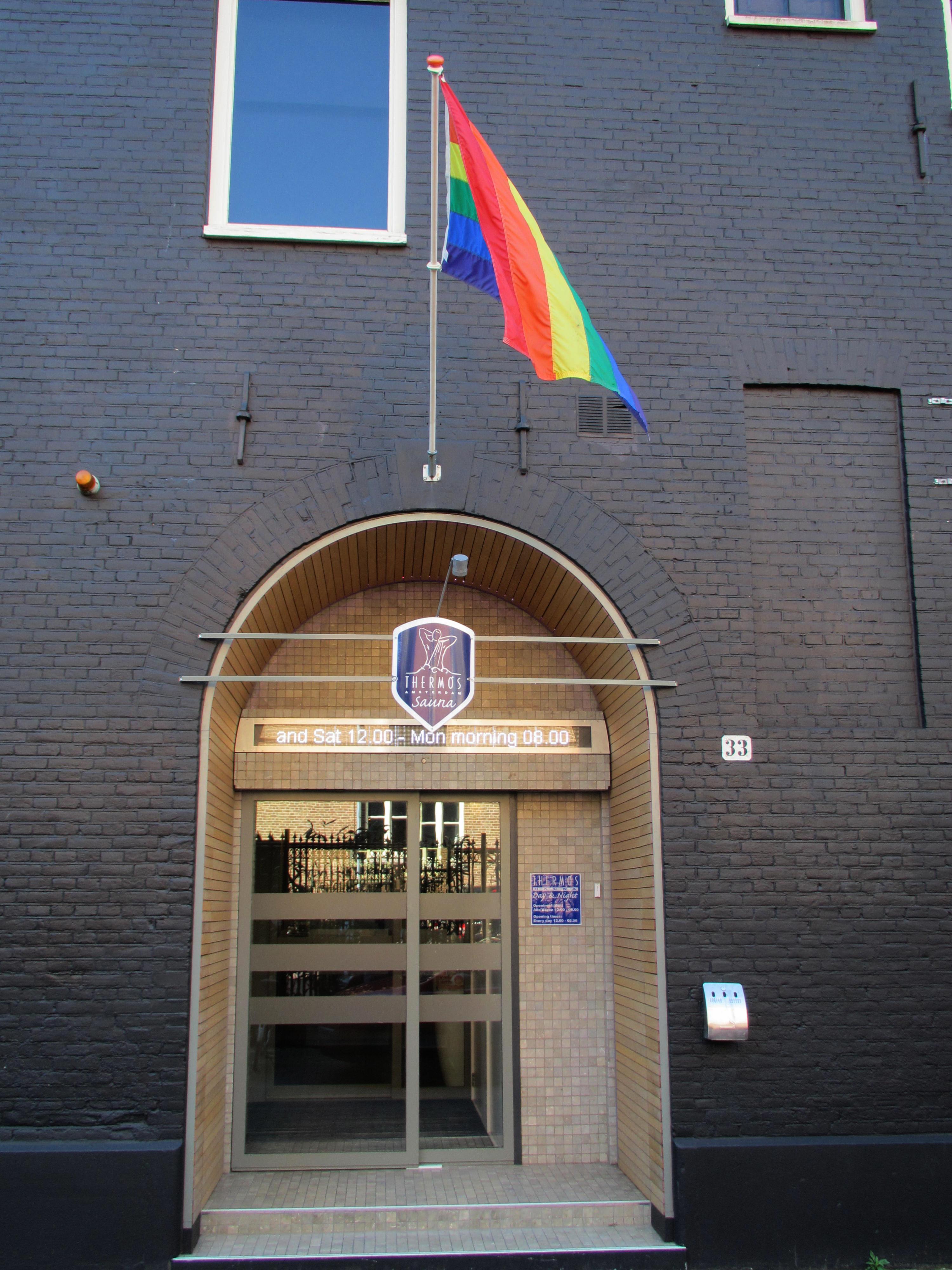 Amsterdam Thermos Gay 46