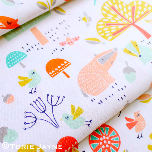 Dashwood Studio Fablewood Fabric