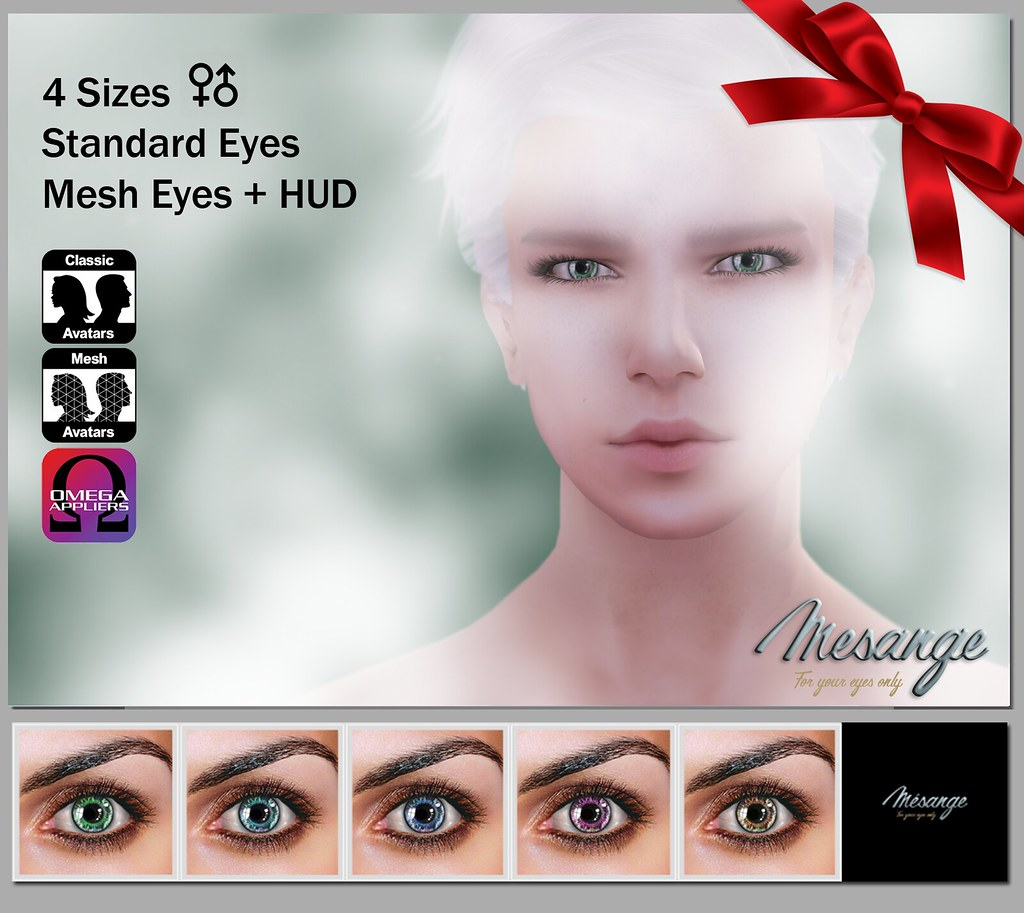 MESANGE - Nan Madol Eyes for MOH9 - SecondLifeHub.com