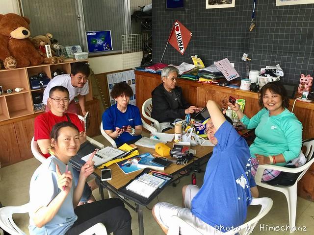 本日の集合写真♪ 2017/04/07
