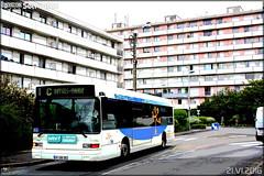 Heuliez Bus GX 317 - SEMTAN (Société d'Économie Mixte des Transports de l'Agglomération Niortaise) / TAN (Transports de l'Agglomération Niortaise) n°112