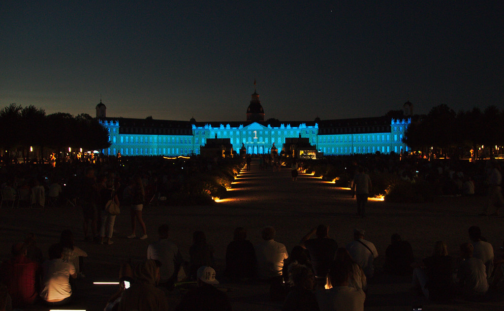 Karlsruhe Light Show