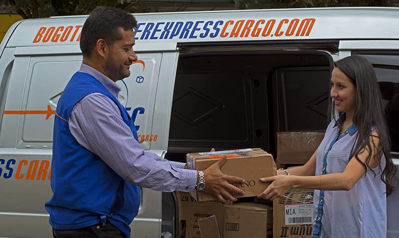 casillero virtual para envío de paquetes a Colombia