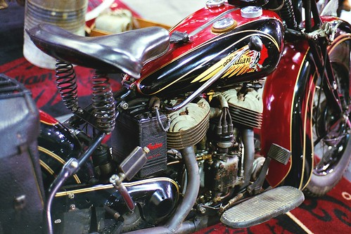 Indian - Classic motorcycles