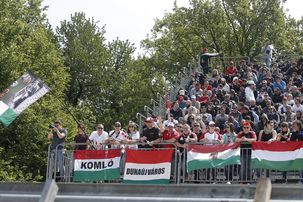 Fans public during the 2017 FIA WTCC World Touring Car Race of Italy at Monza, from April 28 to 30  - Photo Francois Flamand / DPPI