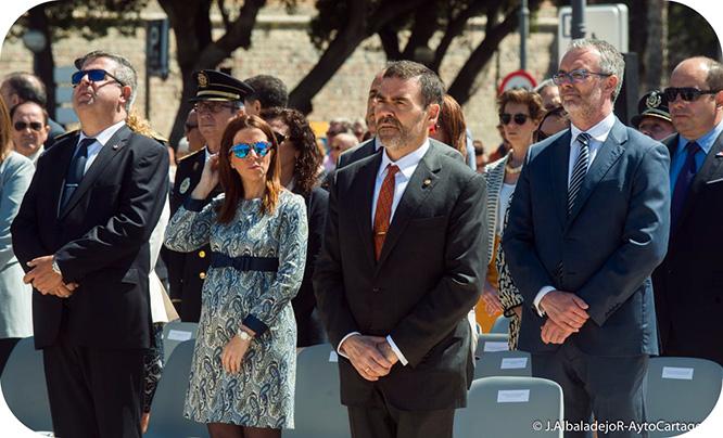 Los artilleros conmemoran la gesta de Madrid