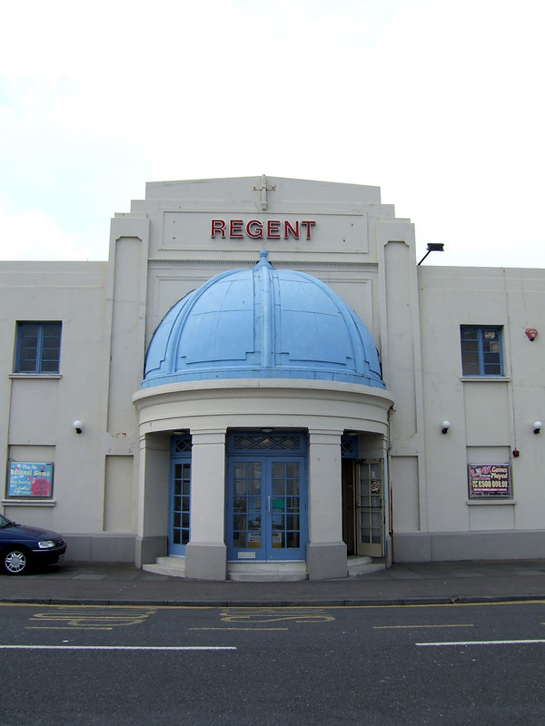The former Regent Cinema, Deal