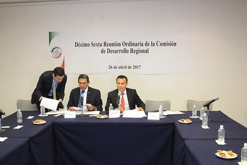 Comisión de Desarrollo Regional 26/abr/17