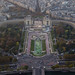 Parisian street plan - Haussmann, maybe?
