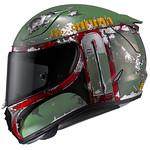 化身危險的【西斯武士】或宇宙最強【賞金獵人】!HJC 《星際大戰》主題安全帽 MOTORCYCLE HELMET