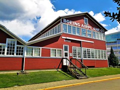 Boeing's red barn - where it all began