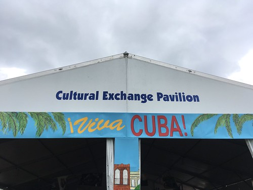 Viva Cuba! at Day 1 Jazz Fest - April 28, 2017