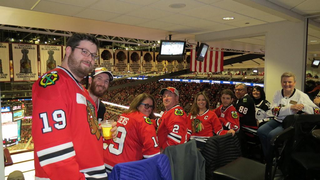 Chicago Blackhawks vs. Boston Bruins Pregame Social & Hockey Game, 4/2/17