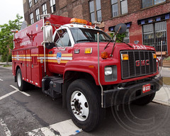 FDNY Fire Communications Vehicle, Brooklyn, New York City