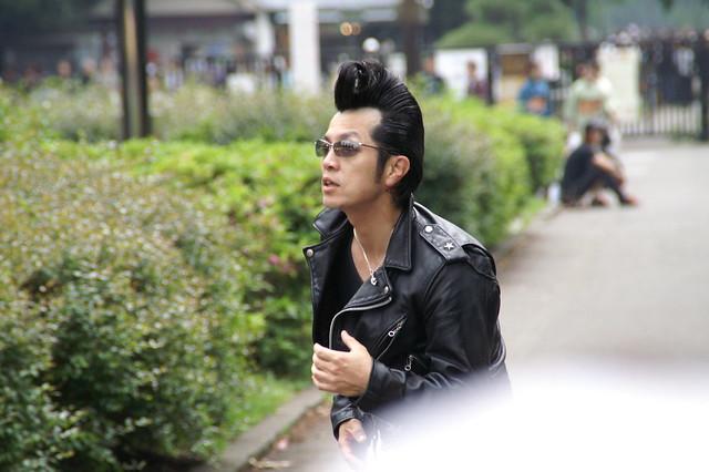 Rockabilly - Harajuku - Tokyo - Japan